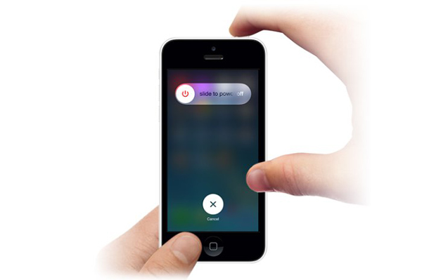 iPhone totalmente congelado