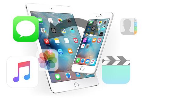 Sincronizar iPad y iPhone