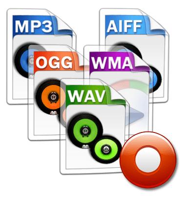 ¿Cómo convertir archivos AIFF a AA3?
