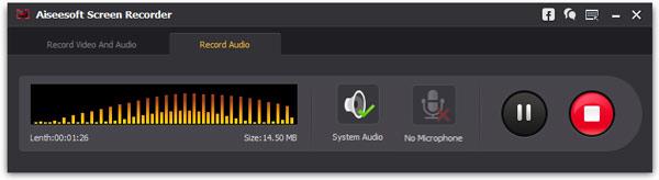grabar pantalla con aiseesoft screen recorder