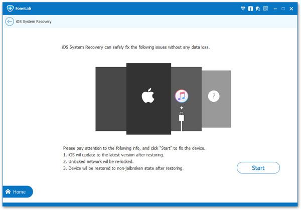 corregir error pantalla ipad