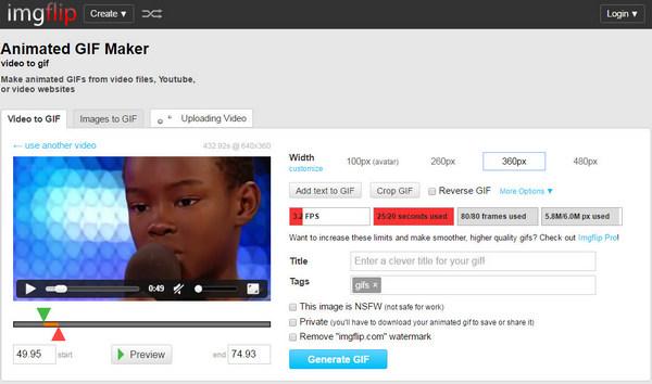 conversor video online