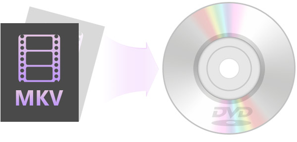 Grabar sus videos MKV en un DVD