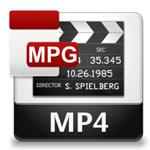 Convertir MPG para MP4