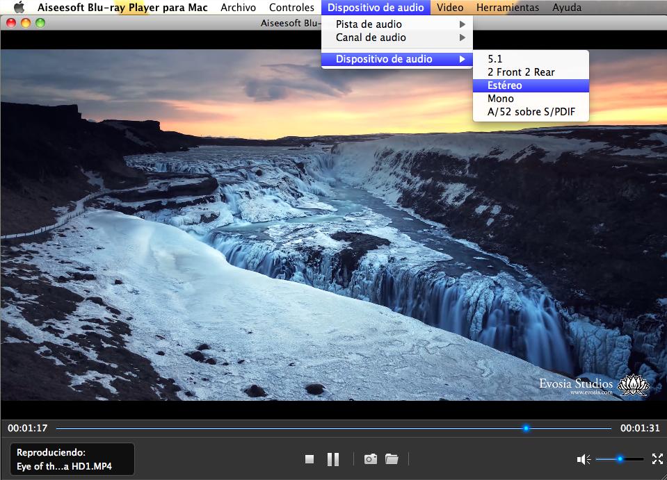 Blu-ray Player para Mac tutorial