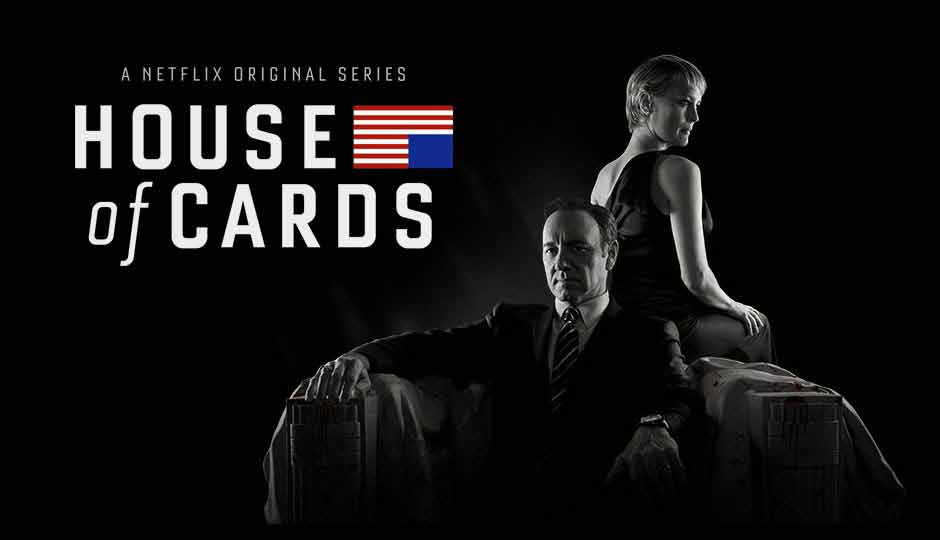 House of Cards está disponible en 4K en el Netflix