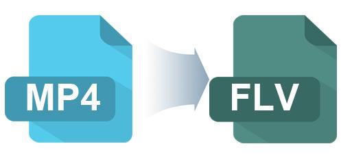 Convertir MP4 a FLV