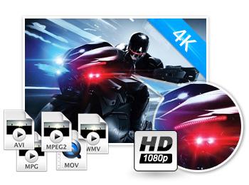Vea cualquier disco Blu-ray desde su PC
