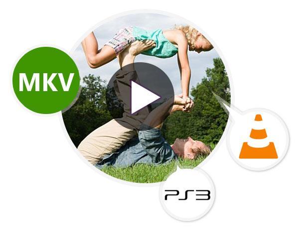 Reproducir archivos MKV en el VLC y en un PS3