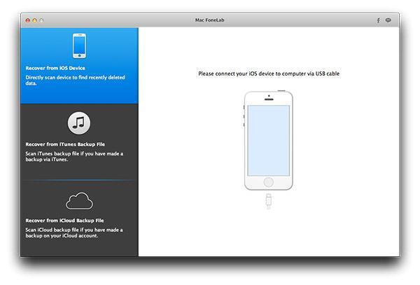 Analizar su copia de seguridad del iTunes