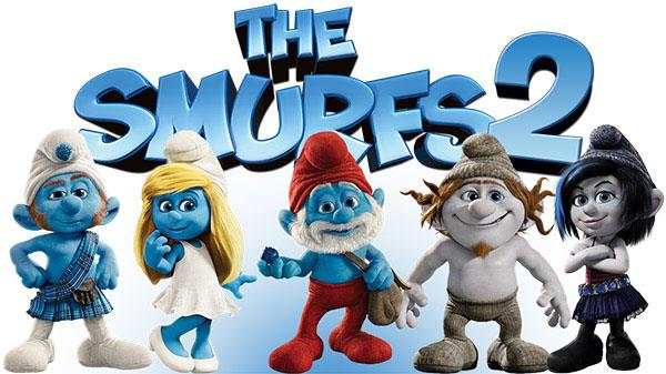 Los Smurfs 2