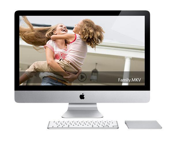 Aprovechar el Blu-ray Player para Mac