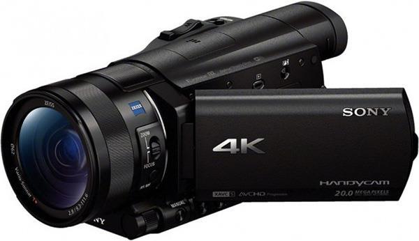 Videocámaras 4K