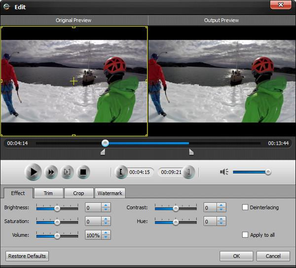 Editar su video