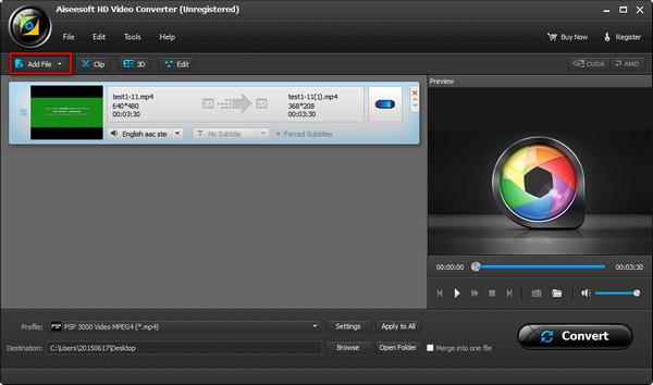 Abrir el programa e importar sus videos