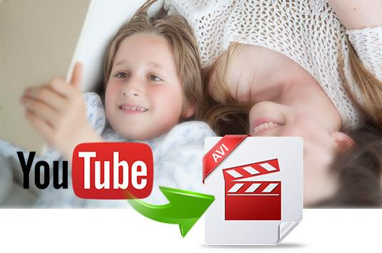 Descargar videos de YouTube en AVI