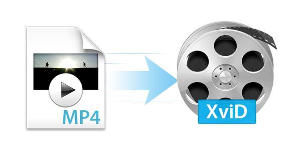 Convertir MP4 a XviD