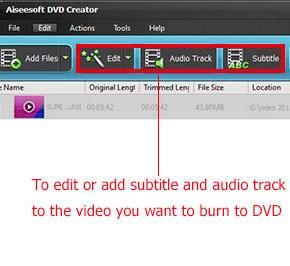 Adicionar pistas de audio y subtítulos