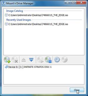 Montar archivos blu-ray ISO