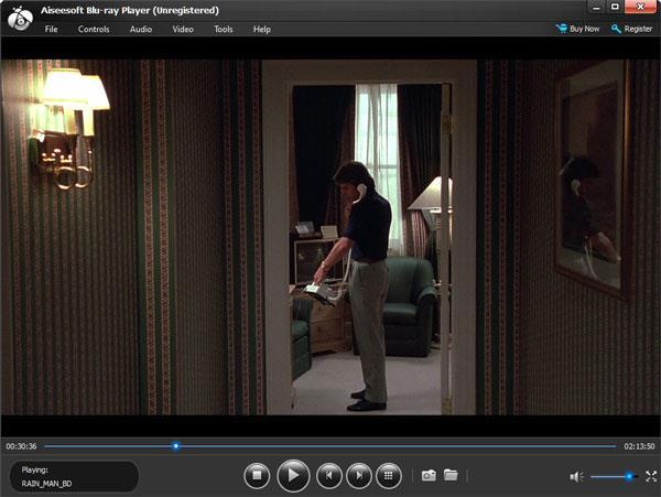 Reproducir sus películas blu-ray