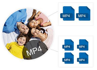 Dividir videos en MP4