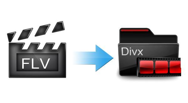 FLV a DivX