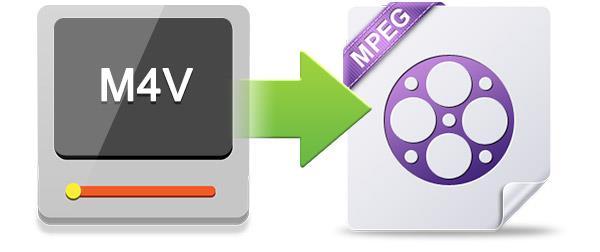 M4V a MPEG