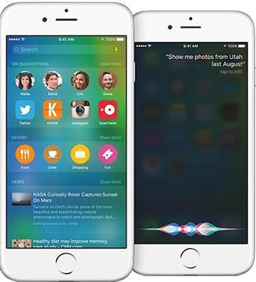 La Siri está más inteligente