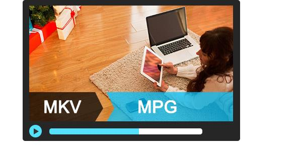 MKV a MPG