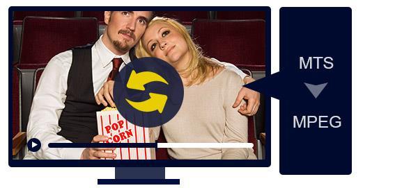 MTS a MPEG