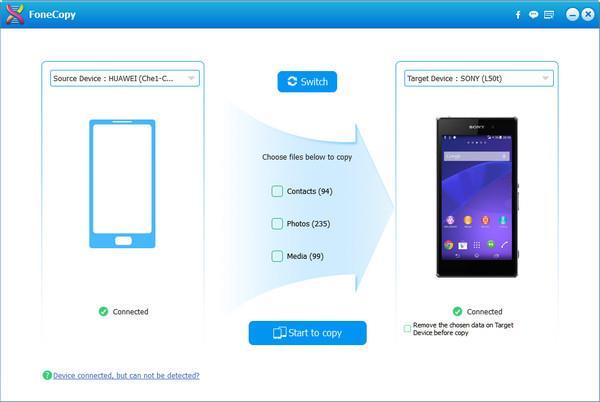 Conecte sus celulares Android al PC