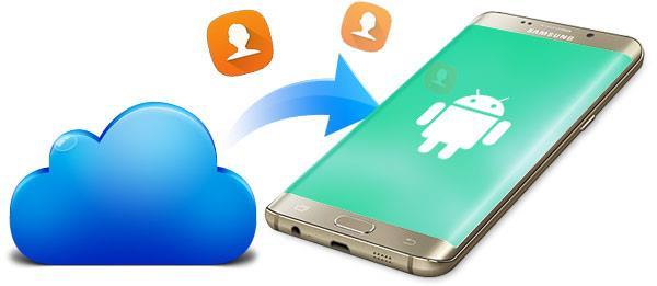 Transferir contactos del iCloud al Android