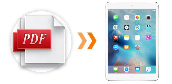 Transferir archivos PDF a un iPad