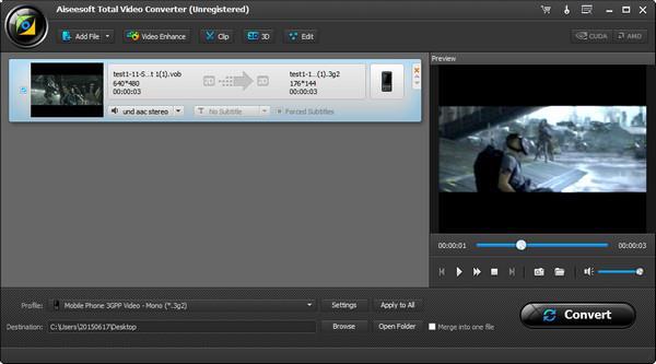 Convertir sus archivos VOB a MPEG