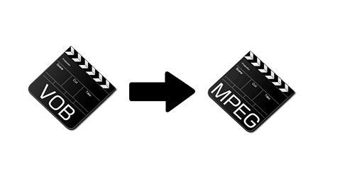 VOB a MPEG