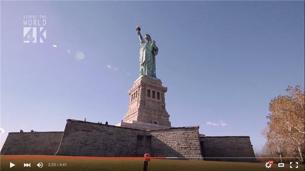 New York en 4K
