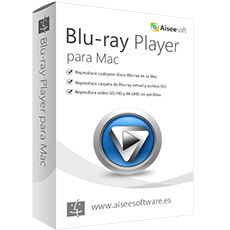 Blu-ray Player para Mac