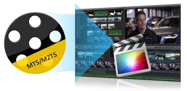 Convertir archivos MTS al Final Cut Pro