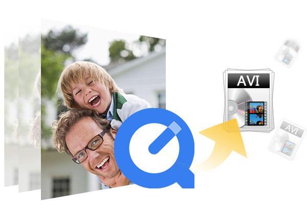 Convertir videos del QuickTime a AVI