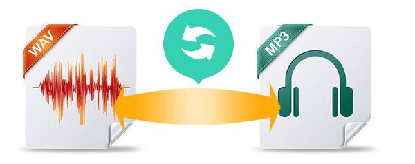 Convertir archivos WAV a MP3