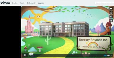 Ver dibujos animados gratis en el Vimeo
