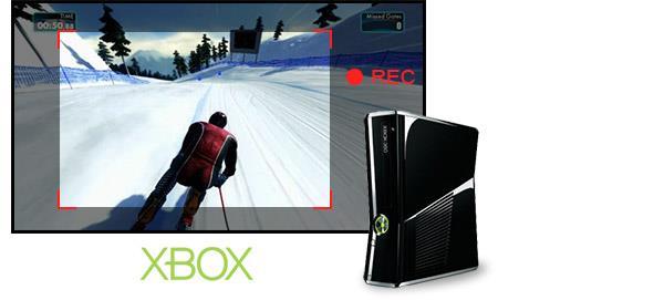 ¿Cómo grabar partidos de juegos en el Xbox 360?
