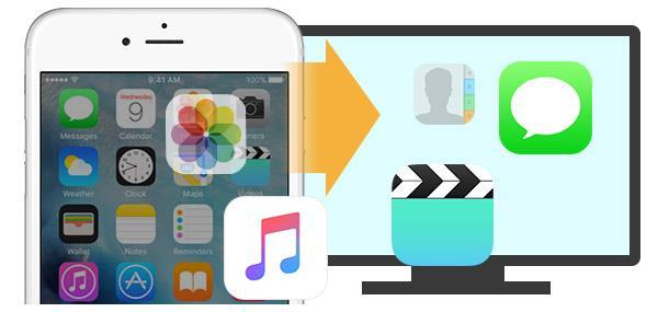 ¿Cómo sincronizar un iPhone con un PC nuevo?