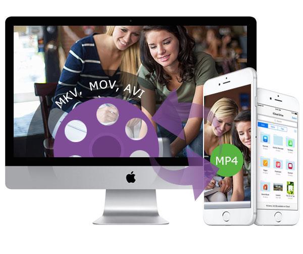 Convertir archivos a MP4 en el Mac