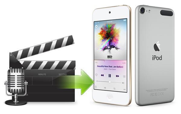 Convertir videos para iPod