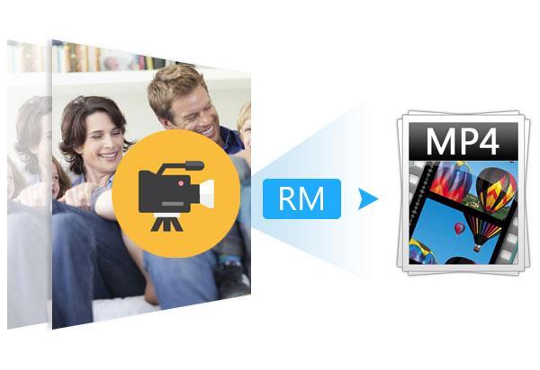 Convertir archivos RM a MP4