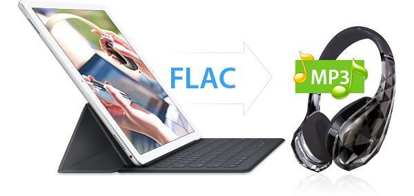 Convertir archivos FLAC a MP3