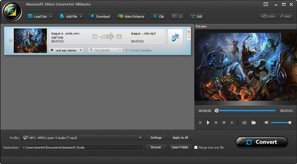 Descargar e instalar el Video Converter Ultimate