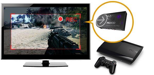 ¿Cómo grabar juegos de PS3?