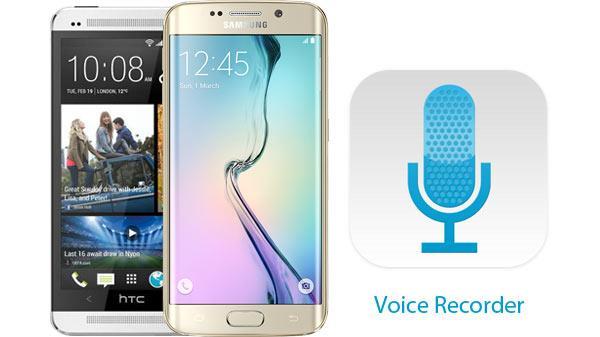 Mejores grabadores de voz para Android